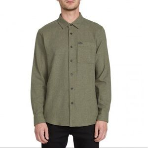 Volcom Solid Long Sleeve Shirt